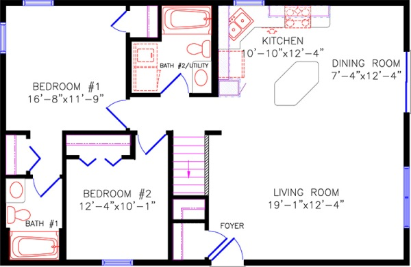 4 bdrm mobile homes with Floor Plans 4 on Contemporary Two Bedroom House Plans With Porch And Backyard Deck also 350084571004964994 likewise Simple Floor Plans also 4 Edgerton Drive also Plan details.