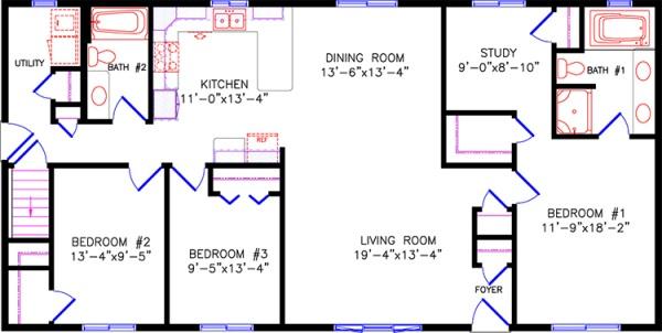 Floor Plans 1
